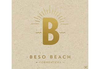 VARIOUS - Beso Beach-Formentera 2015 - (CD)