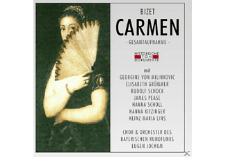 ORCH.D.BAYER.RUNDFUNKS - Carmen - (CD)