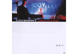 Covenant - Synergy Live - (CD)