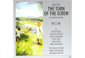 Edward Benjamin Britten, English Opera Group Orchestra - The Turn Of The Screw (Ga) [CD]