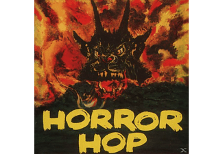 VARIOUS - Horror Hop - (CD)