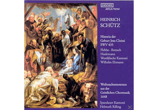 VARIOUS - Weihnachtshistorie - (CD)