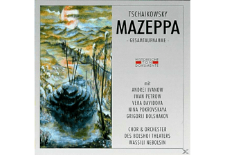 ORCH.D.BOLSHOI THEATERS - Mazeppa - (CD)