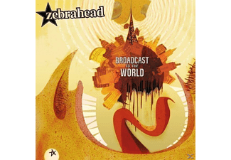 Zebrahead - Broadcast To The World - (CD)