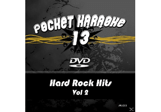 Karaoke - Pocket Karaoke 13-Hard Rock Classics Vol.2 [DVD]