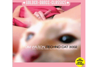 Tom Wilson - Techno Cat 3002 [Maxi Single CD]