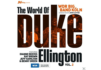 WDR Big Band Köln - The World Of Duke Ellington Part 2 - (CD)