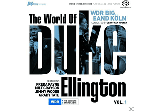 WDR Big Band Köln - THE WORLD OF DUKE ELLINGTON PART 1 - (CD)