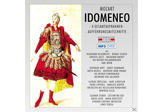 Wpo - Idomeneo-Mp 3 Oper [MP3-CD]