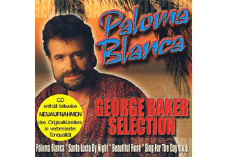 George Baker - Paloma Blanca (Enthält Re-Recordings) - (CD)