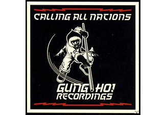 VARIOUS - Calling All Nations - (CD)