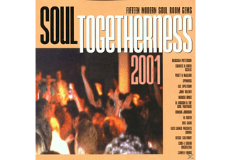 VARIOUS - SOUL TOGETHERNESS 2001 - (CD)
