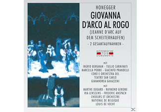 VARIOUS - Giovanna D'arco Al Rogo [CD]