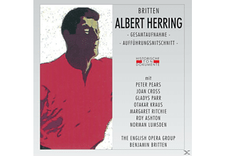 Albert Herring - Albert Herring [CD]