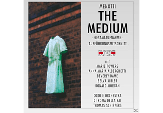 Coro E Orchestra Di Roma Della Rai - The Medium [CD]