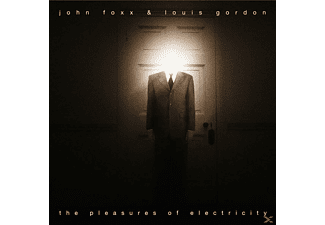 Louis Gordon - The Pleasures Of Electricity [CD]