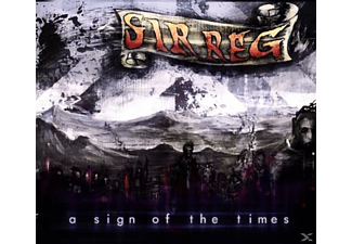 Sir Reg - A Sign Of The Times - (CD)