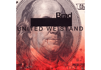Brad - United We Stand (Euro-Version Incl.Bonustrack) - (CD)