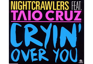 Nightcrawlers & Taio Cruz, Nightcrawlers - Cryin' Over You Feat.Taio Cruz - (5 Zoll Single CD (2-Track))