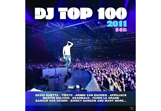 VARIOUS - Dj Top 100 2011 - (CD)