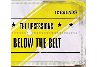 The Upsessions - Below The Belt - (CD)