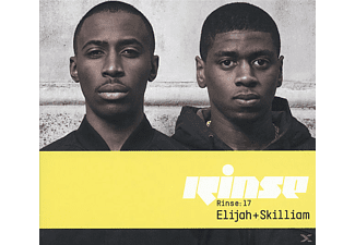 (mixed By) Elijah + Skilliam - Rinse: 17 - (CD)