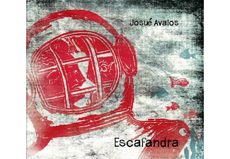 Josue Avalos - Escafandra - (CD)