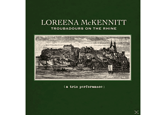 Loreena McKennitt - TROUBADOURS ON THE RHINE [CD]