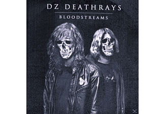 Dz Deathrays - Bloodstreams - (CD)