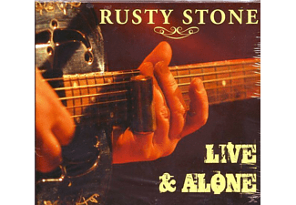 Rusty Stone - Live And Alone - (CD)