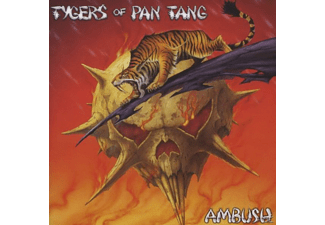 Tygers Of Pan Tang - Ambush [CD]