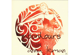 Anna Leman - Moonhours With Anna Leman - (CD)