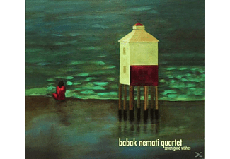Babak Quartet Nemati - Seven Good Wishes - (CD)