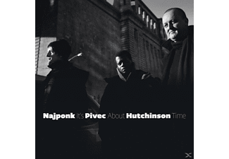 It S About Time, Najponk/Pivec/Hutchinson - It's About Time - (CD)