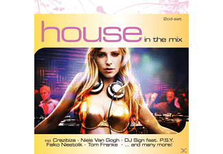 VARIOUS - House In The Mix - (CD)