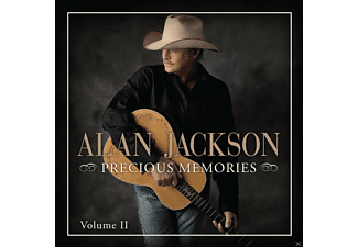 Alan Jackson - Precious Memories Vol.2 - (CD)