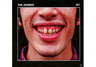 The Animen - Hi! [CD]