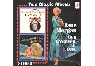 Jane Morgan - Our Language Of Love - (CD)