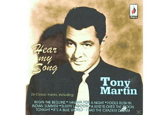 Tony Martin - Hear My Song [CD]