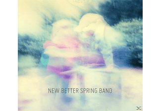 New Better Spring Band - New Better Spring Band - (CD)