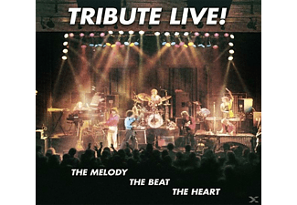 Tribute - Live-The Melody, The Beat, The Heart - (CD)