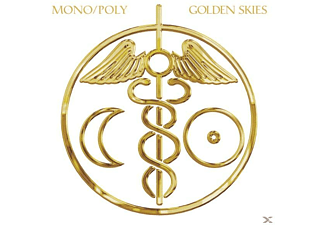 //:Mono://poly - Golden Skies - (LP + Download)