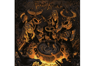 Freak Kitchen - Cooking With Pagans [CD]