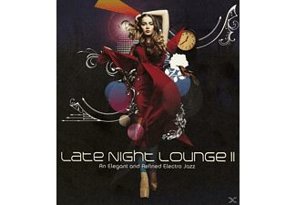 VARIOUS - Late Night Lounge 2 [CD]