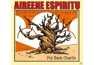 Aireene Espiritu - Put Back Charlie - (CD)