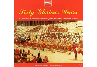 VARIOUS - Sixty Glorious Years - (CD)