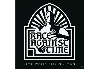 Race Against Time - Time Waits For No Man [CD]