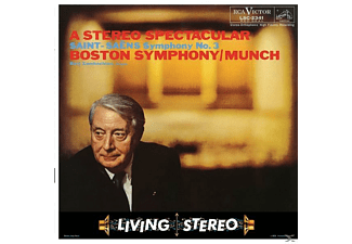 Charles & Boston Symphony Munch - Sinfonie 3-A Stereo Spectacular - (SACD Hybrid)