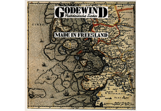 Godewind - Made In Freesland - (CD)