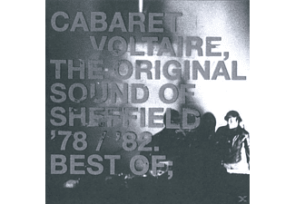 Cabaret Voltaire - Best Of - (CD)